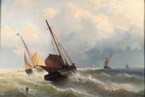 74/4811   Gruyter Jr., W. (1817-1880).