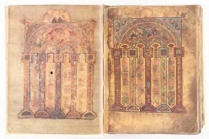 74/822   [Medieval manuscripts]. The Book of Kells.