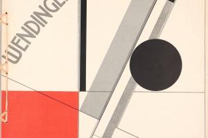 74/353   [Lissitzky, El]. Wendingen. Year 4, no.11 (H.P. Berlage on Frank