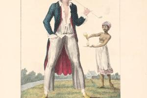75/3339   [Surinam]. Stedman, J.G.