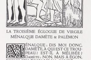 75/1395   [Cranach Presse]. Vergilius Maro, P.