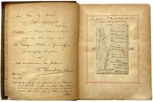 75/1129   Haverschmidt, F., under pseud. Piet Paaltjens.